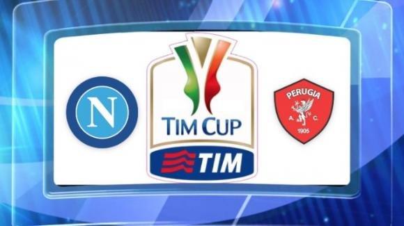 Coppa Italia: probabili formazioni di Napoli-Perugia