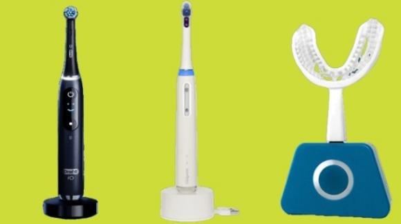 Spazzolini smart: dal CES 2020 ecco i prodotti di Oral-B, Colgate e FasTeesH