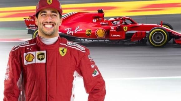 """Daniel Ricciardo è il candidato numero uno per il """"dopo Vettel"""""""