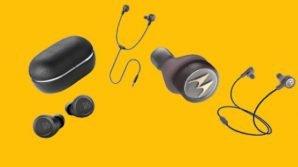 Auricolari wireless: è sfida tra Bang & Olufsen e Motorola
