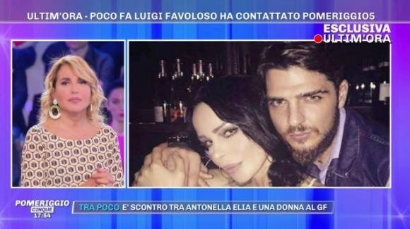 """Pomeriggio Cinque, Barbara D'Urso rassicura su Luigi Favoloso: """"Sta bene e si trova all'estero"""""""