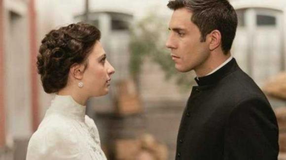 Una Vita, anticipazioni 17 gennaio: padre Telmo chiede a Lucia di non sposare Samuel