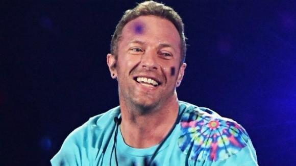 Chris Martin: imbarazzo per la figlia quindicenne