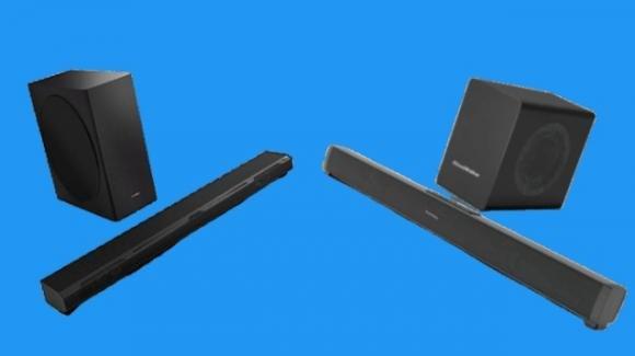 Samsung e CloudWalker puntano all'home entertainment con nuove soundbar smart