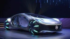 Mercedes-Benz Vision AVTR: ecco l'auto del futuro, ispirata al film Avatar