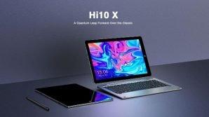 Chuwi Hi10 X: in pre-order il nuovo convertibile 2-in-1 con Windows 10