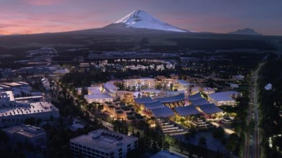 Woven City: la città del futuro sorgerà in Giappone