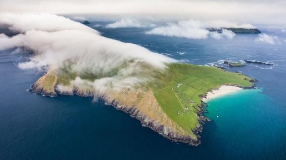 Cercasi custodi per un'isola irlandese semideserta