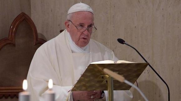 Papa Francesco: ciò che conta nella vita è il rapporto personale con Dio