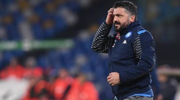 """Crisi Napoli, nelle ultime 13 partite una sola vittoria. Gennaro Gattuso ci va duro: """"Squadra malata e senz'anima"""""""