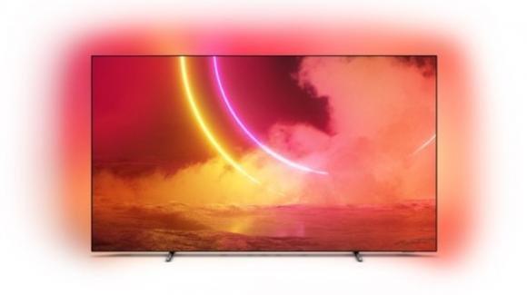 OLED TV Philips: presentati i modelli del 2020 con AI migliorata