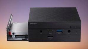 Asus PN62: ufficiale il miniPC da salotto e ufficio con processori Comet Lake