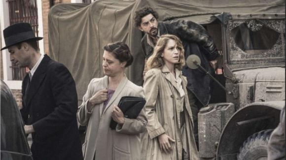 La guerra è finita, anticipazioni terza puntata del 27 gennaio: Davide perde la speranza di ritrovare suo figlio Daniele