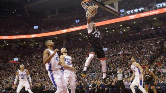 NBA, 22 gennaio 2020: i Raptors piegano i 76ers, i Rockets distruggono i Nuggets