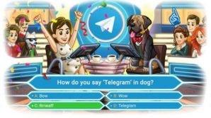 Telegram: novità per sondaggi, quiz, download e balloon delle chat