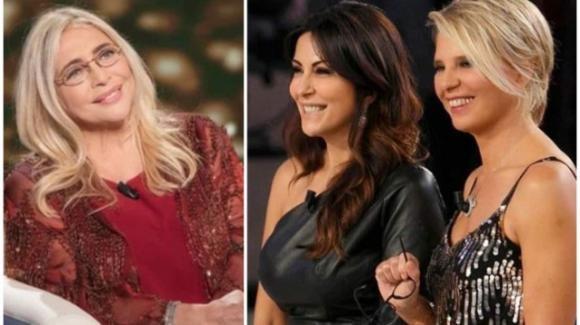 """Maria De Filippi pronta a rifare Sanremo: """"Se Amadeus mi chi"""