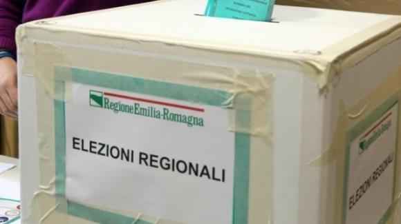 Elezioni regionali in Emilia Romagna: affluenza superiore al 23% alle 12