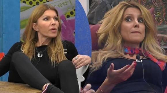 """GF Vip, scontro tra Adriana Volpe e Rita Rusic: """"Se devi fare la maestra, falla con Magalli"""""""