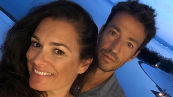Alena Seredova aspetta un figlio dal compagno Alessandro Nasi