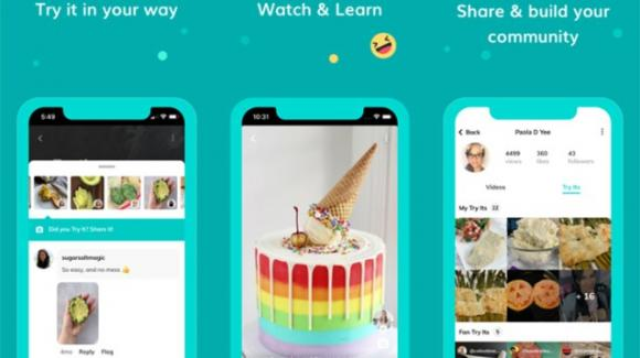 Tangi: Google presenta l'anti TikTok per i video creativi