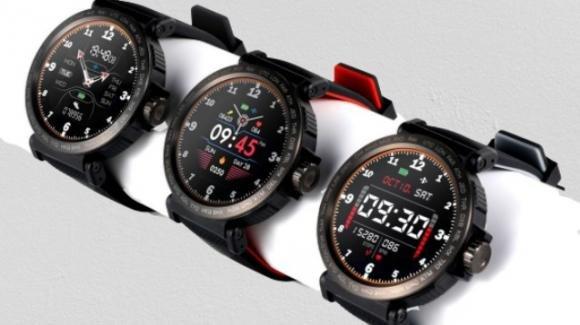 Senbono S18: in commercio l'elegante sportwatch low cost anche iper autonomo