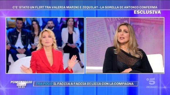 GF Vip, Antonio Zequila difeso dalla sorella dopo le sue dichiarazioni su Patrick Ray Pugliese