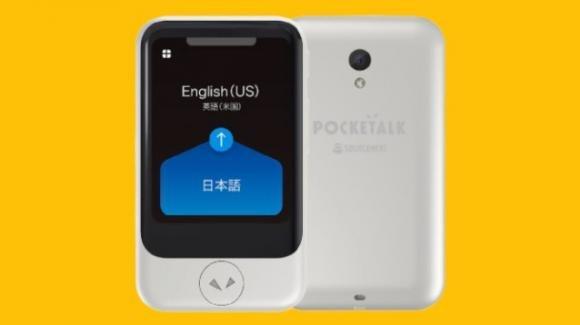 Pocketalk S: ecco il nuovo interprete AI based per abbattere le barriere linguistiche