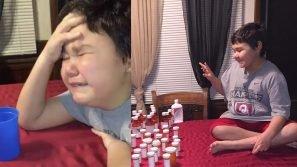 """L'ultima pillola di Steven fra le lacrime: """"Ho sconfitto il mostro"""""""