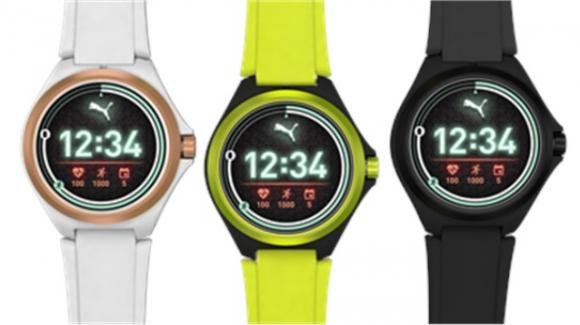 Puma PT9100: in commercio il primo sportwatch del duo Puma-Fossil Group
