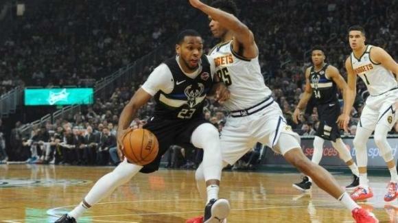 NBA, 31 gennaio 2020: i Nuggets stendono fuori casa i Milwaukee Bucks, Lakers nel ricordo di Kobe, vince Portland