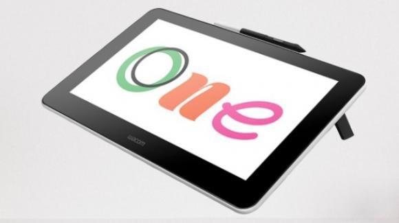 """Wacom One: in commercio il """"Creative Pen Display"""" per gli artisti in erba"""