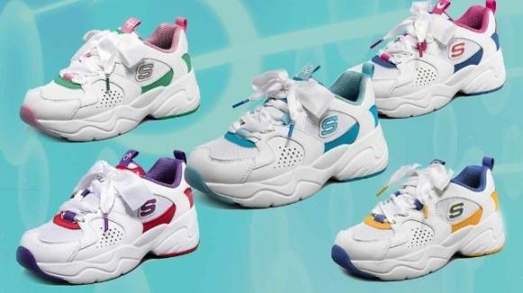 Skechers sta per lanciare le scarpe a tema Sailor Moon