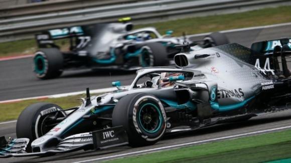 Formula 1: ipotesi ritiro per la Mercedes