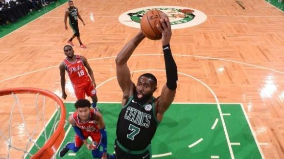 NBA, 1 febbraio 2020: i Celtics spazzano via i 76ers, i Lakers passano facile in casa dei Kings