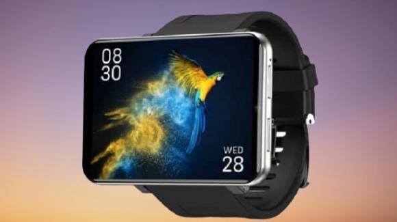 TicWris Max: ecco lo smartwatch che funge da smartphone con Android e 4G