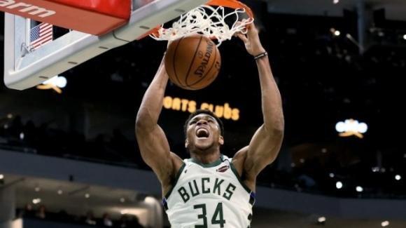 NBA, 2 febbraio 2020: i Milwaukee Bucks annichiliscono i Phoenix Suns, i Pistons battono i Nuggets