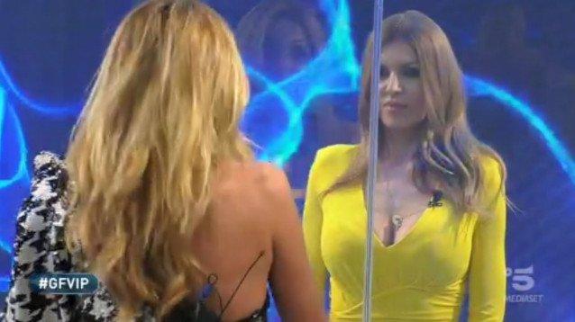 Rita Rusic contro Adriana Volpe. Al GfVip terribile scontro tra le donne