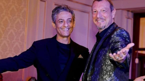 """Festival di Sanremo, Fiorello in conferenza stampa diverte tutti e rivela: """"Sul palco sogno di cantare 'Finalmente Tu'"""""""