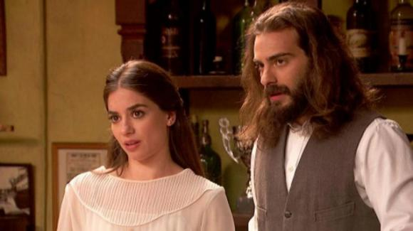 Il Segreto, anticipazioni 5 febbraio: Elsa e Isaac vogliono avere un bambino