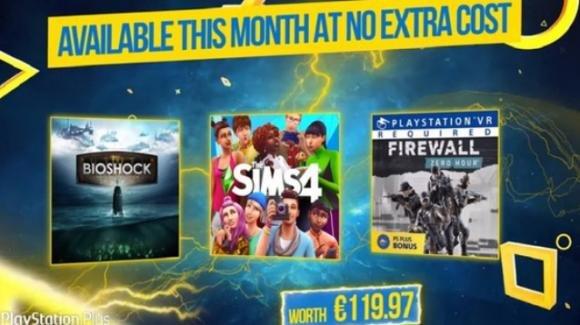 Playstation 4: ecco i giochi gratuiti del Febbraio 2020 disponibili con il Plus