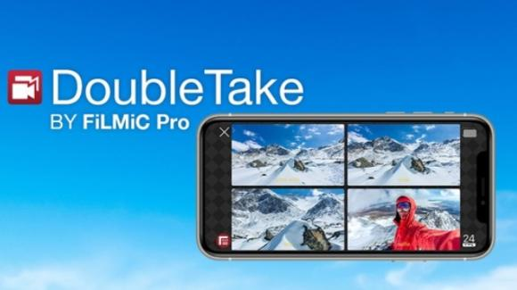 iOS: con DoubleTake è possibile la registrazione multi-camera