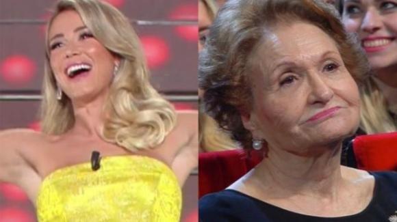 Diletta Leotta porta la nonna Elena a Sanremo 2020: il suo monologo sulla bellezza incanta tutti