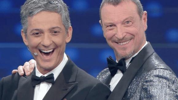 Ascolti Sanremo 2020, Amadeus con il suo 52.2% supera tutti, secondo solo a Bonolis