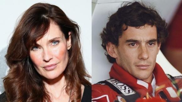 Carol Alt torna a parlare del drammatico presentimento di Ayrton Senna