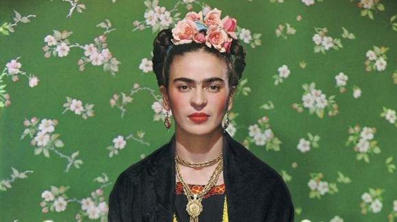 Le foto inedite di Frida Kahlo per la prima volta in Europa