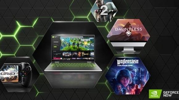 GeForce Now: disponibile per tutti il gaming streaming targato Nvidia
