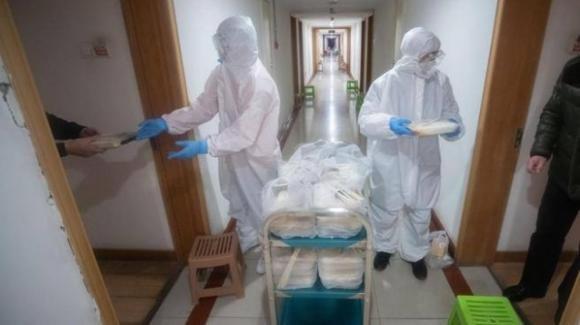 "Coronavirus: scoperti ""super diffusori"" del virus"