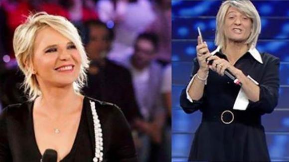 Festival di Sanremo, Fiorello imita Maria De Filippi e riceve una sua chiamata