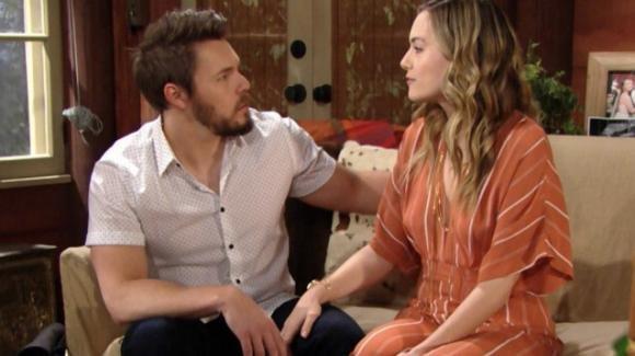 Beautiful, anticipazioni puntata 7 febbraio: Steffy e Liam temono che Hope si stia legando troppo a Phoebe