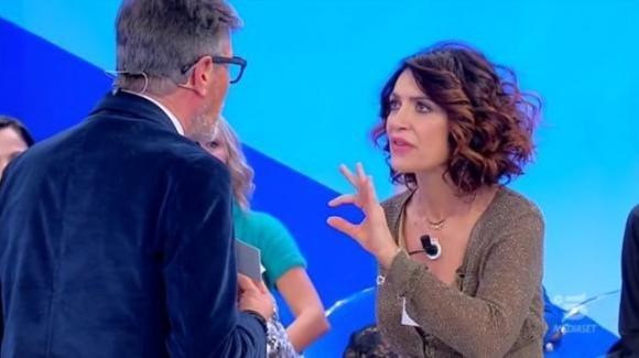 """U&D over, Barbara De Santi offesa da Marcello: """"Hai bisogno di un bravo medico"""""""